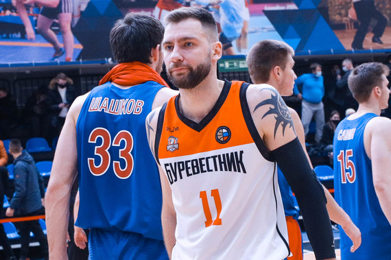 Андрей Семенов покидает «Буревестник»