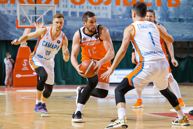 «Буревестник» уступил «Самаре» в первом матче плей-офф