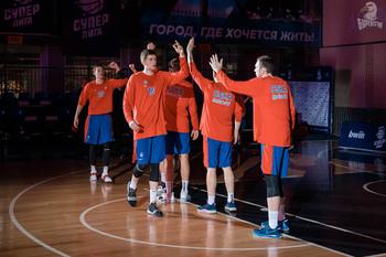 «Буревестник» – ЦСКА-2: 97-90