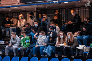 «Буревестник» – «Новосибирск»: 96-76