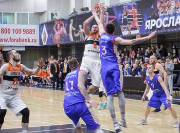 7-8.04.18 vs. Динамо Магнитогорск