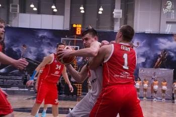 28-29.10.17 vs. «Эльбрус» Черкесск