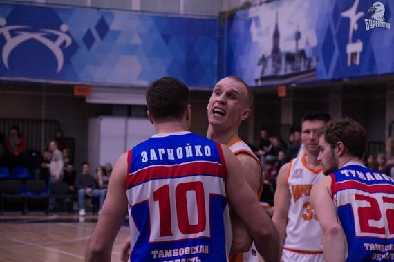 07-08.02.17 vs. «Тамбов»