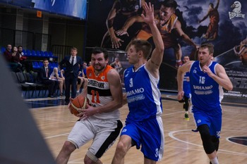24-25.10.17 vs. «Динамо» Ставрополь