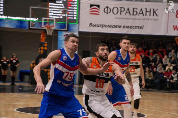 20-21.01.18 vs. Тамбов