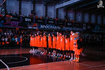 «Буревестник» – ЦСКА-2: 96-71