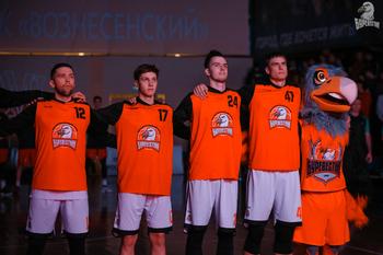 «Буревестник» – ЦСКА-2: 78-91